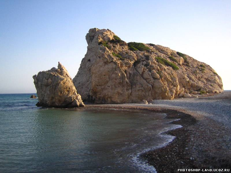 кипр фотообои: