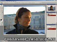 Видеоурок фотошоп - Как заменить фон на фотографии