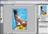 Видеоурок Photoshop - Новая фигура без скальпеля и фитнеса