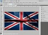 Видеоурок - Видеоурок фотошоп - Моделированием 3D флага